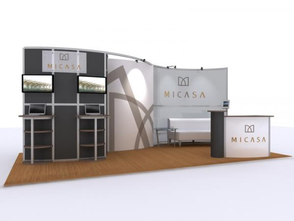 RE-2096 Trade Show Exhibit -- Image 1