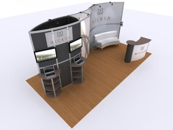 RE-2096 Trade Show Exhibit -- Image 3