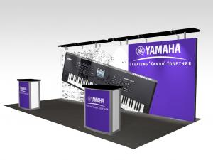 RE-2028 / Yamaha Trade Show Display -- Image 3